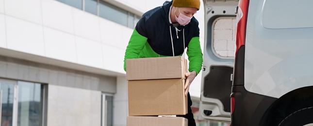 La amenaza de las grandes empresas de logística en envíos para 2021