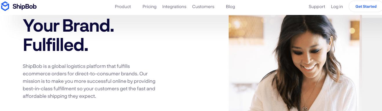 ShipBob es una empresa fundada en 2014 a través de Y Combinator, que recaudó recientemente inversiones