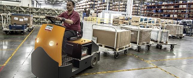 Cómo operadores logísticos cumplen las expectativas de entregas en 2021